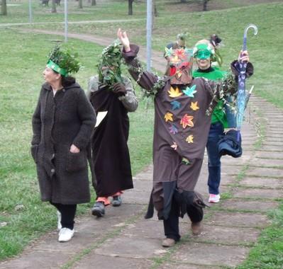 ● 03/03/17 – Carnevale mascherati da Alberi!