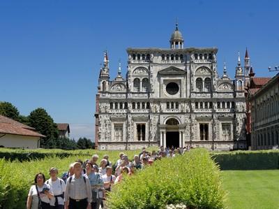 ● 30/05/19 – Visita alla Certosa di Pavia e pranzo conviviale