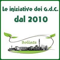 Iniziative dei GdC dal 2010