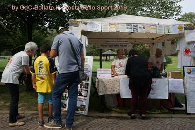 ● 15/09/2019 – Festa dello Sport e delle Associazioni