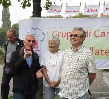 """● 30/09/16 – """"Alla scoperta degli alberi del Parco Centrale"""" con il botanico dott. Giovanni Regiroli"""