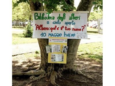 ● 10/05/18 – Anche gli Alberi della Scuola Montessori hanno un nome